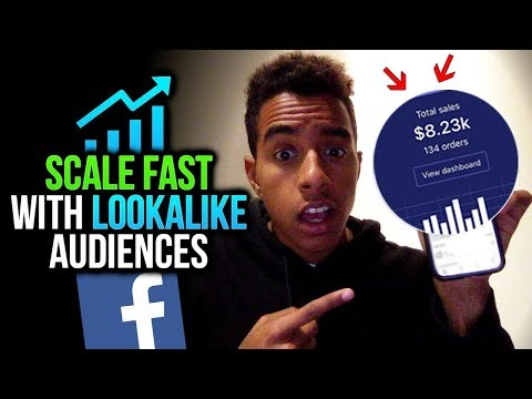 How To Scale FAST With Lookalike Audiences Using FB Ads (Best Method)