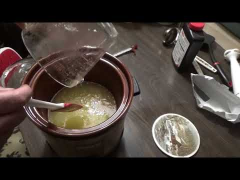 How To Make Crock Pot Hot Process Soap For Immediate Use