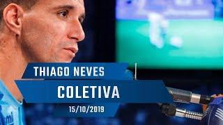 15/10/2019 - Coletiva: Thiago Neves