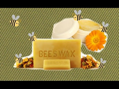 How to make an Beeswax Moisturizer~DIY