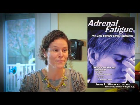 Heal adrenal fatigue naturally