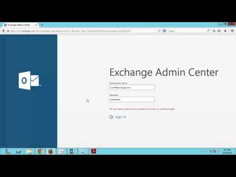 how to configure shared mailbox in exchange server 2013