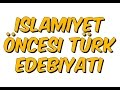 Download Video 10dk da İSLAMİYET ÖNCESİ TÜRK EDEBİYATI - Tonguc Akademi, TALHA DOGAN 3GP MP4 FLV