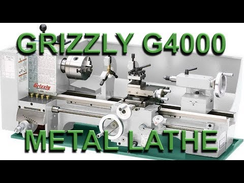 Grizzly G4000 Metal Lathe - Craigslist Find