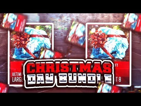 14 ELITE PRESENTS PULLED! CHRISTMAS DAY BUNDLE OPENING - Madden Mobile 18