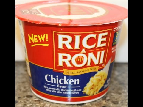 Rice A Roni: Chicken Review