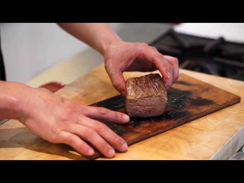 How to cook a Japanese Wagyu steak - Beef Tataki