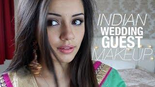 Tutorial   Indian Wedding Guest Makeup Look #1   Kaushal Beauty
