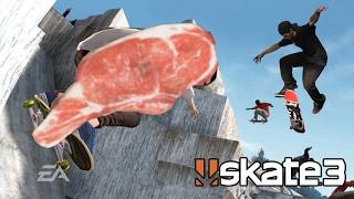 Skate 3: Epic Meat Man Stunts