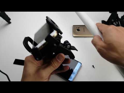 Rightwell Universal Bike Handlebar Phone Mount Review