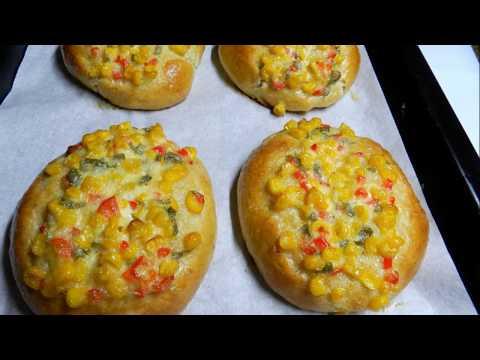 Corn Mayo Buns Recipe - Delicious!