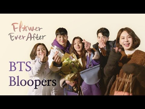 Bloopers | Flower Ever After | Season 1 - BTS