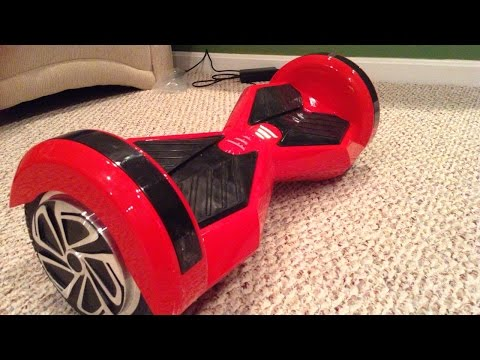 LAMBORGHINI HOVERBOARD UNBOXING!