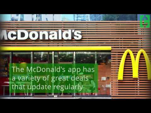 5 Fast Food Restaurant Apps With the Best Perks!