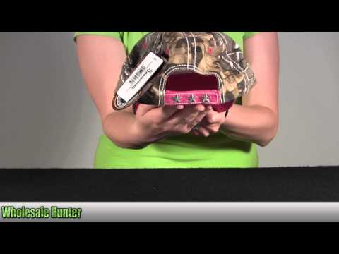 Browning  Ladies Sweetheart Cap Realtree Xtra/Hot Pink 308239242 Unboxing