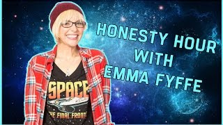 Honesty Hour with Emma Fyffe   Anime, Star Wars, Life Goals & more!
