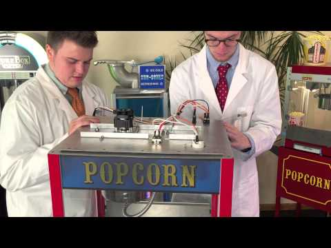 Replacing Windows On Your Popcorn Machine