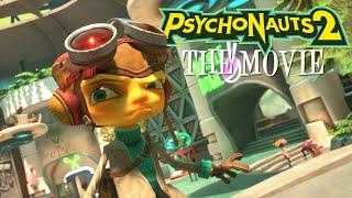 PSYCHONAUTS 2 All Cutscenes (Game Movie) 1440p 60FPS Ultra HD