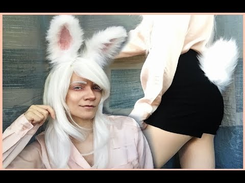 Realistic Bunny Ears & Tail Set 👯 (Zullala) [[Unboxing & Review]]