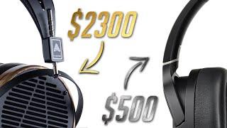 Слушаем наушники за $500 и за $2300. Слышна ли разница обывателю? Переплачивать? Обзор Audeze LCD-3