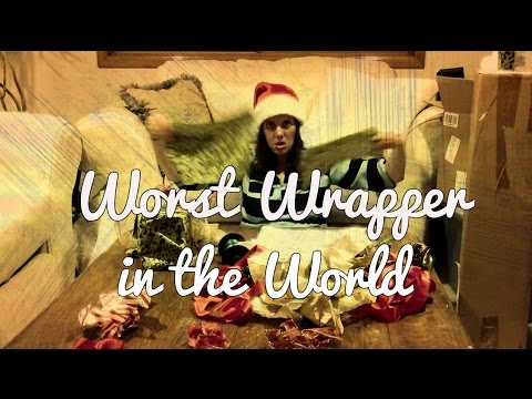 Worst Wrapper in the World by Lauren Flauding