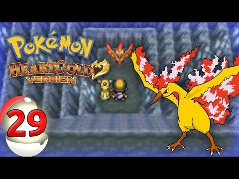 Pokémon HeartGold - (Kanto): Episode 29 - Moltres!