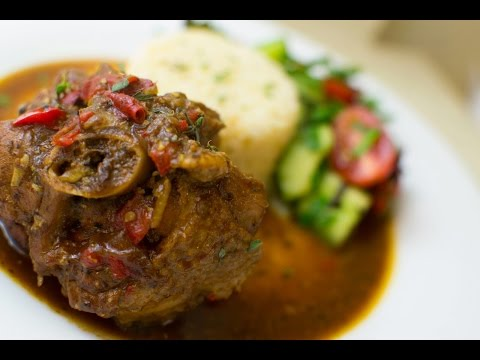 Brown Stew Turkey Wing Dinner ❤