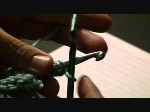 Crochet Cast On increase for Tunisian