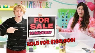 SLIME PRANK ON JUST AMEERAH ~ I tricked her to make her own