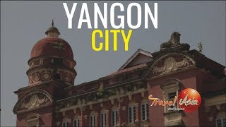 Myanmar - Yangon - A City Tour
