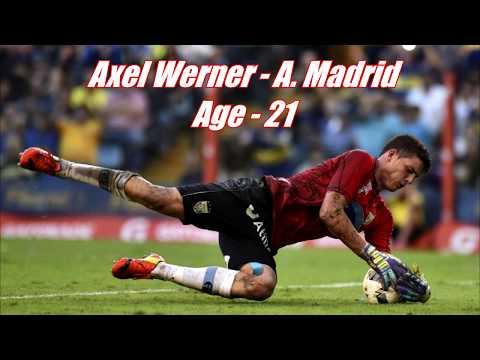 FOOTBALL MANAGER 2018 WONDERKIDS - GOALKEEPERS