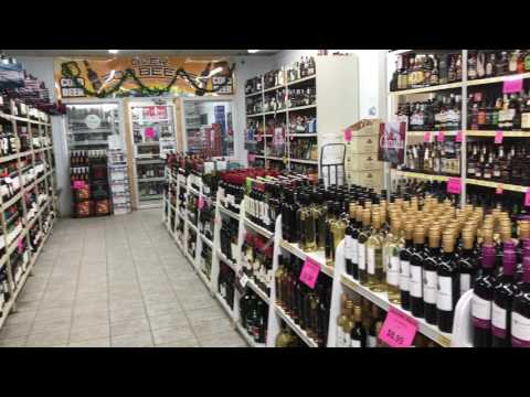 High Volume Liquor Store For Sale