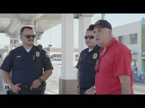 Safety and Security on Metro: Long Beach Police Department