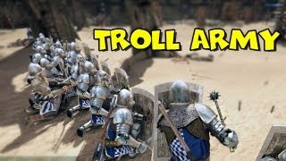 Troll Army Meets Chivalry - Funny Chivalry Moments