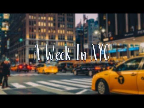 A Week in New York | Vlog