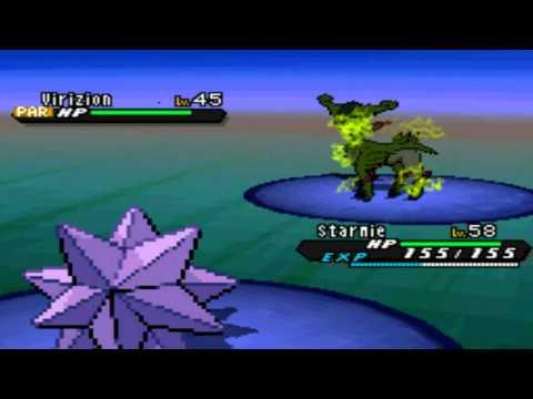 Pokémon Black 2 - Cobalion, Terrakion & Virizion