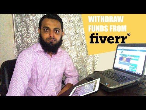 Withdraw Money from Fiverr in Pakistan Urdu Tutorial