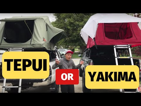 Tepui Kukenam vs. Yakima Skyrise Review