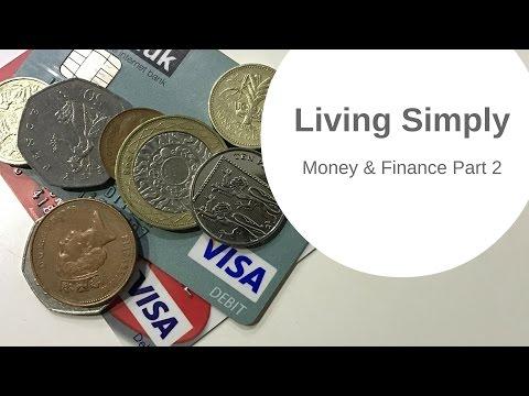 Minimalist Money - Part 2