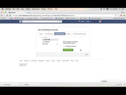 How to Set Up Your Photography Facebook Page