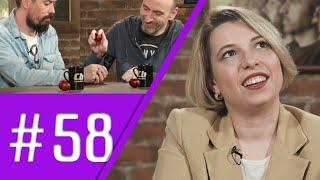 კაცები - გადაცემა 58 [სრული ვერსია]