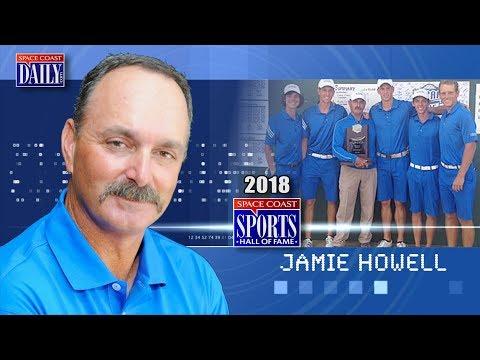 Jamie Howell: 2018 Space Coast Sports Hall of Fame
