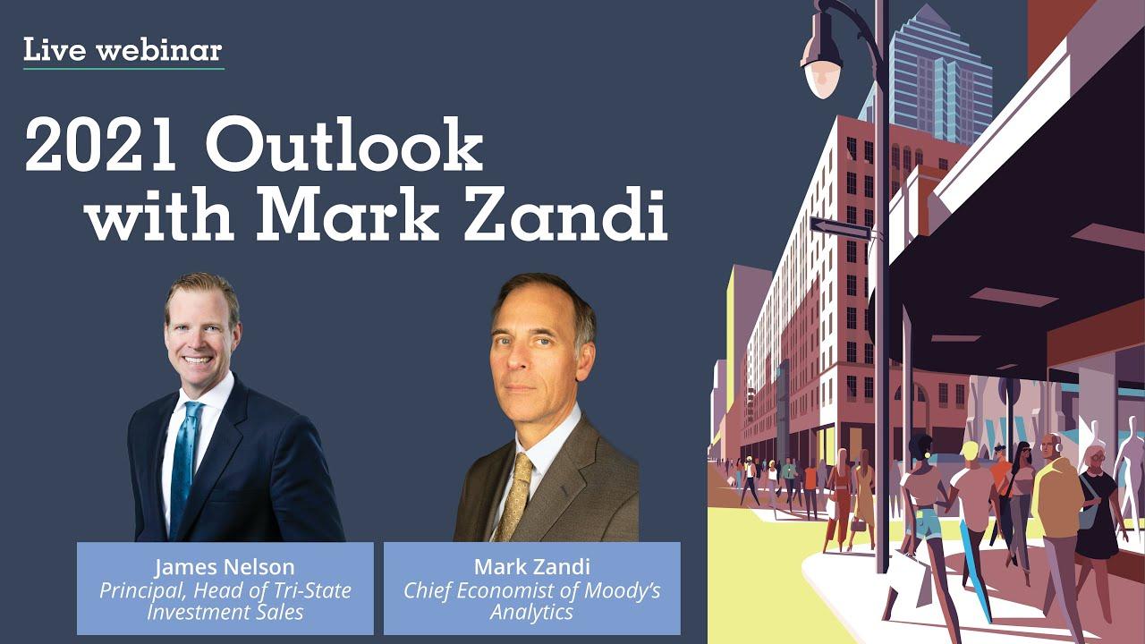 2021 Outlook with Chief Economist Mark Zandi of Moody's Analytics