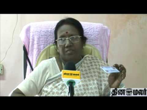 India Post Address card - Dinamalar