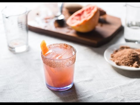 Delicious Grapefruit and Chipotle Cocktail: Spicy Salty Dog