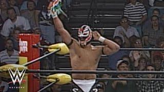 Wwe Network Dean Malenko Vs Rey Mysterio Wcw Halloween Havoc 1996