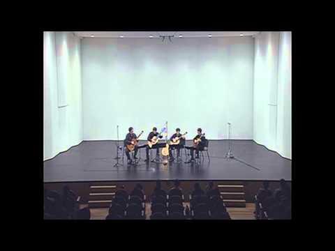 Nada(아무것도 없는)-한형일 작곡(서울기타콰르텟 연주)/Nada-composed by Mr.Han(classical guitar