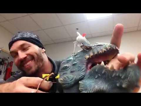 Animatronic Dragon Using Arduino