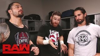 Sami Zayn unites with former Shield members: Raw, Jan. 16, 2017