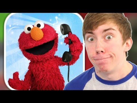 ELMO CALLS (iPhone Gameplay Video)